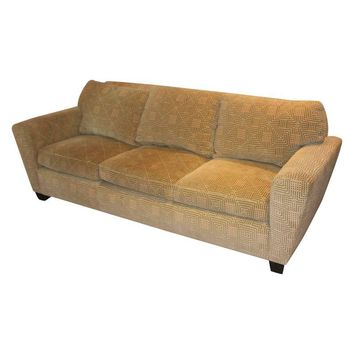 Pre-owned Kroll Furniture Custom Sofa