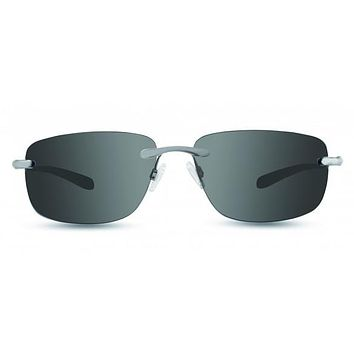 Revo - Outlander Chrome Sunglasses, Graphite Serilium Lenses