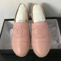 Chanel Fashion Espadrilles For Women Shoes Pink G-TFDXY-XNEDX