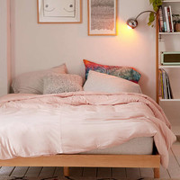 Frankie Pieced Jersey Duvet Snooze Set - Urban Outfitters