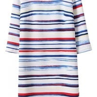 Nautical Striped Mini Dress - OASAP.com