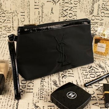 The new YSL new carry-on bag is easy for women to carry small change mobile bag cosmetic bag