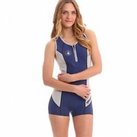 Body Glove Women's Method 2.0 Racerback Spring Suit Wetsuit at SwimOutlet.com - Free Shipping