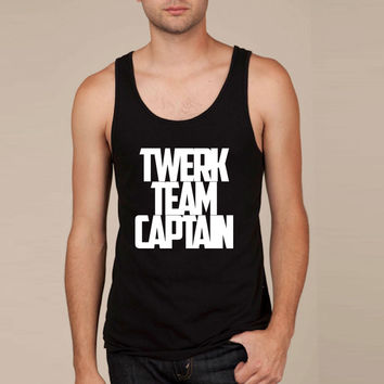 twerk team captain (2) Tank Top