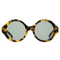 Karen Walker Eyewear / Number Six Sunglasses  |   La Garçonne