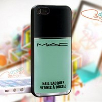 MAC Mint Nail Lacquer - Photo On Hard Cover For iPhone 4,4S