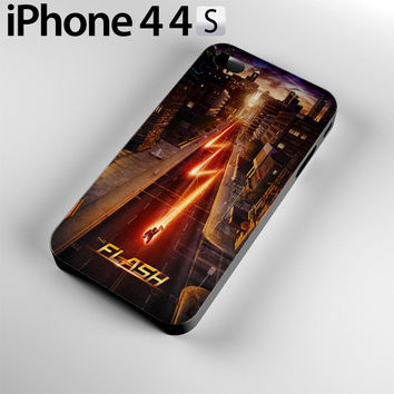 The Flash Season 2 Case For iPhone 4 / 4S, 5C, 5 / 5S TF4