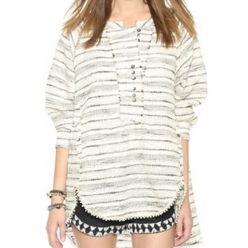 Free People Summer Hideaway Top