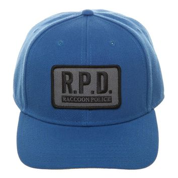 Resident Evil R.P.D. Cosplay Hat