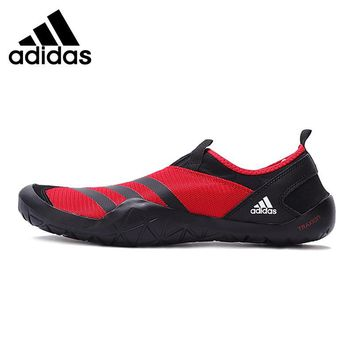 Original New Arrival 2016 Adidas Climacool JAWPAW SLIP ON Unisex Aqua Shoes Outdoor S