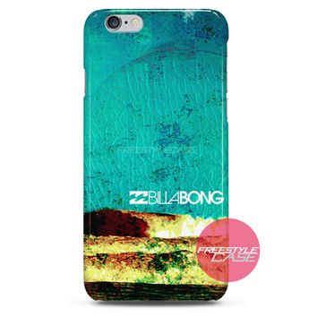 Billabong Surfing Beach Clothing iPhone Case 3, 4, 5, 6 Cover