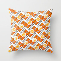 Love My Dub Throw Pillow by Alice Gosling | Society6