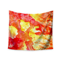 """Rosie Brown """"Hot Hot Hot"""" Wall Tapestry"""