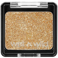 Wet N Wild Color Icon Glitter Eyeshadow Single, 352B Brass, 0.5 oz