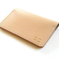 Anniversary Gifts for Men, Personalized  Gift, Personalized Business Card Holder, Leather Business Card Case