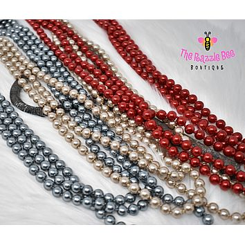 Pearl Necklace Strand