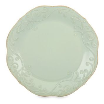 Lenox® French Perle Dinner Plate in Ice Blue