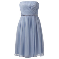 Penny Pearl Detail Dress - Forever New