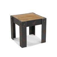BOLT END TABLE