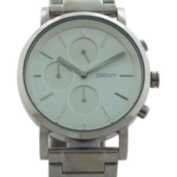 NY2273 Chronograph Soho Stainless Steel Bracelet Watch by DKNY (Women)