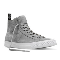Nubuck Rambler Hi in Alloy