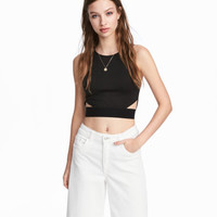 H&M Cut-out Tank Top $14.99