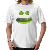 PICKLE HEAD TEE SHIRTS from Zazzle.com