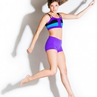 Girls Dance Tops by Jo+Jax | Dance Apparel for Girls