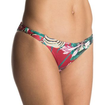 Cuba Gang Surfer Bikini Bottoms 889351750624 | Roxy
