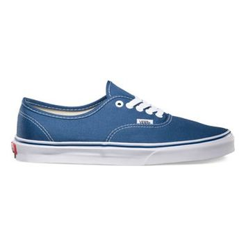 Canvas Authentic Lite | Shop At Vans
