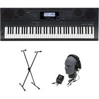Casio - Portable Keyboard with 76 Touch-Sensitive Piano-Style Keys