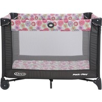 Graco Pack 'n Play Playard On the Go with Folding Feet, Livia - Walmart.com