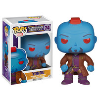 Yondu Guardians Of The Galaxy Pop Vinyl Figure Bobble Head