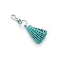 Tiffany & Co. - Loop Tassel Key Chain