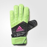 adidas Ace Fingersave Goalkeeper Gloves - Green | adidas US