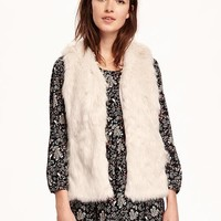 Faux-Fur Vest for Women | Old Navy