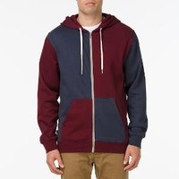Product: Core Basics Colorblock Zip Hoodie