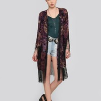 NIGHTBIRD GYPSY JACKET