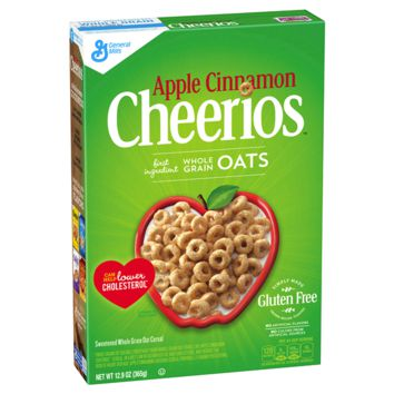 General Mills Apple Cinnamon Cheerios, 12.9 oz