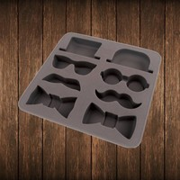 Gentleman Ice Tray - $8 | The Gadget Flow