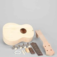 DIY Ukulele Kit - Green One