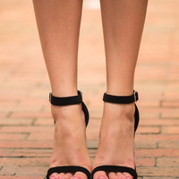 The Zoey Heel, Black