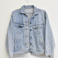 Lee Light Wash Denim Jacket
