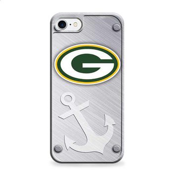 Green Bay Packers brushed chrome iPhone 6 | iPhone 6S case