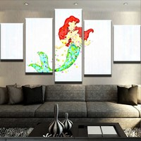Ariel Canvas Set