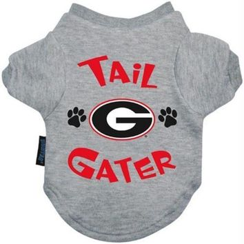 PEAPYW9 Georgia Bulldogs Tail Gater Tee Shirt