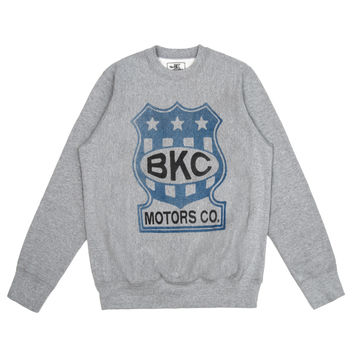 BKc Motors Co. Badge Sweatshirt