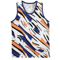 Jordan Retro 8 Paint Stroke Tank - Men's at Foot Locker
