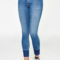 PacSun Future Blue Perfect Fit Jeggings at PacSun.com