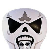 FLAPPLES - Giant Inflatable Halloween Skeleton Head